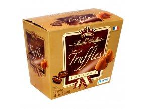 Maitre Truffout Francouzské lanýže s příchutí kávy 200g