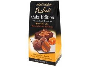 Truffout Pralinky s karamelovou a čokoládovou náplní 148g