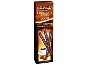 Truffout Čokoládové tyčinky, kávové 75g