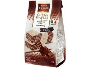 Biscuits Waflové oplatky s kakaovo krémovou náplní 125g