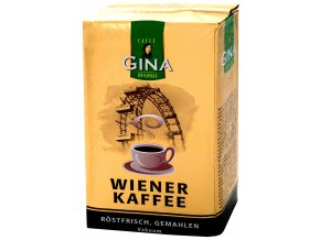 Gina Vídeňská mletá káva 250g