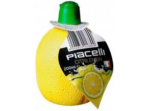 Piacelli Citrónový koncentrát 200ml