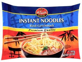 Asia Gold Instantní nudle – hovězí 60g