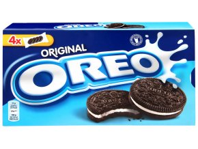 Oreo Original Kakaové sušenky s vanilkovým krémem 170g