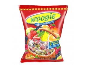 Woogie Žvýkací bonbony v 5 ovocných variantách 500g