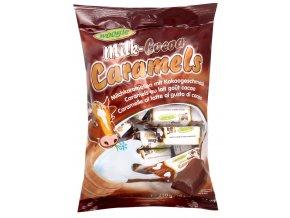 Woogie Mléčné karamelky s kakaem 250g