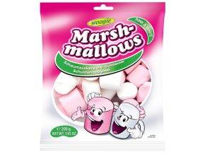 Woogie Marshmallows bonbony Pink & White 200g
