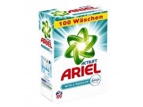 Ariel Febreze univerzální prací prášek 7,15 kg 110 vyprání