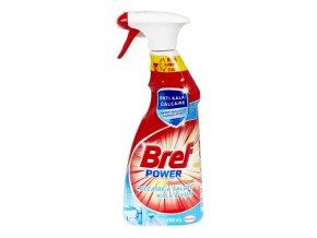 Bref Power sprej na koupelny a kuchyně 750 ml