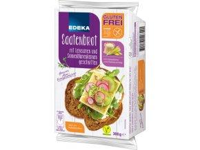 Edeka bezlepkový semenný chléb, 300 g