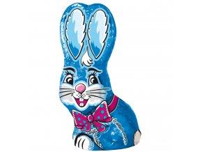 Only Velikonoční zajíček z mléčné čokolády modrý 60g