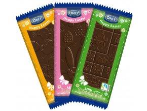 Only Velikonoční tabulka čokolády 100g
