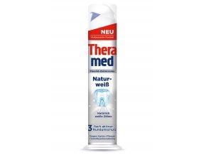 Theramed Natur-Weiss, Zubní pasta s bělícím účinkem 100ml