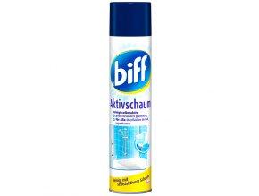 Biff Aktivní pěna na všechny povrchy v koupelně 600 ml