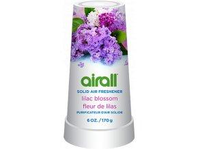 Airall šeříkové květy gelový osvěžovač vzduchu 170 g