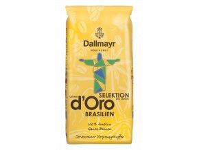 Dallmayr Crema d´Oro výběr roku Brazílie 1000g