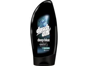 Duschdas For Men 2v1 Deep Blue sprchový gel 250ml