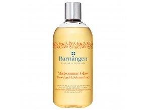 Barnängen Midsommar Glow sprchový a koupelový gel 400 ml