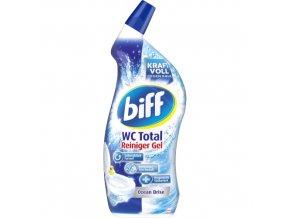 Biff WC Total čistič s vůní mořského vánku 750ml3,