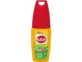 Autan Tropical rychleschnoucí sprej repelent proti hmyzu 100 ml