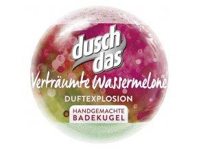 Duschdas šumivá bomba do koupele vodní meloun 100g