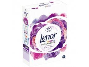 Lenor Color prášek na praní s květinovou vůní a vůní růží, 60. dávek, 3,9Kg