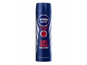 Nivea Men Dry Impact deospray 150 ml