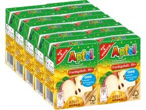 G&G Jablečný džus pro děti 10 x 200ml