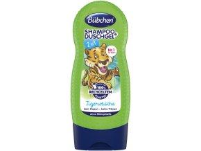 Bübchen Džungle šampon a sprchový gel pro děti 230ml
