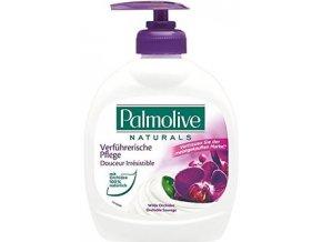 Palmolive Naturals Divoká orchidej tekuté mýdlo s dávkovačem 300 ml
