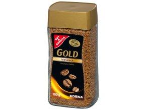 G&G Gold rozpustná káva 100% arabica 100g