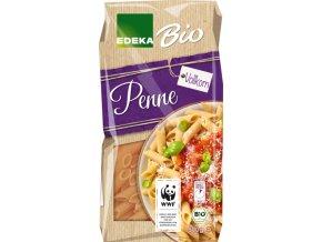 Edeka BIO celozrnné těstoviny Penne 500g