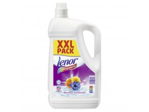 Lenor Color Gel na praní s květinovou vůní, 60 dávek, 4,200 l