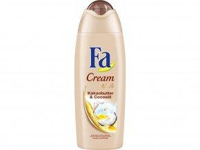 Fa Cream & Oil kakaové máslo s kokosovým olejem 250 ml