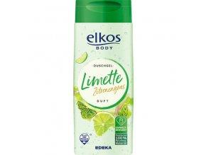 Elkos Citrónová tráva & Limetka sprchový gel 300ml