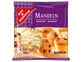 G&G Mandle - blanžírovaná, mletá 100g