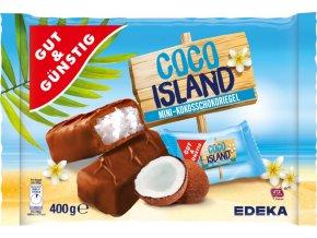 G&G Kokosové tyčinky mini 400g