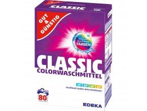 G&G Color prací prášek na barevné prádlo 65 dávek 4,875 kg