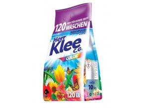 Klee Color prášek na praní barevného prádla 10 kg, 120 PD