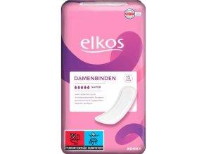 Elkos Hygienické vložky s vysoce absorpčním jádrem 14 ks