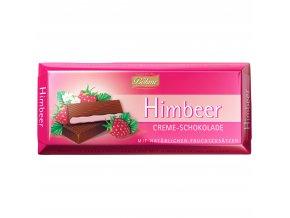 Böhme Krémová čokoláda s přírodní malinovou náplní 100g