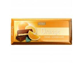 Böhme Čokoláda s přírodní pomerančovou náplní 100g