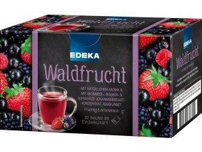 Edeka Lesní plody čaj 20 sáčků, 60g