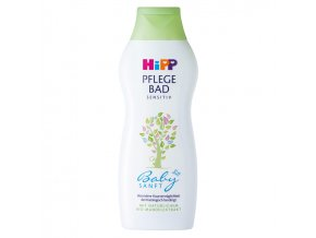 HiPP Babysanft Ošetřující přípravek do koupele, 500 ml