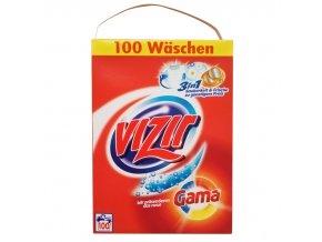 Vizir Univerzální prací prášek 6,5 kg 100 praní2
