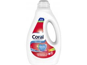 Coral Optimal Color Prací gel na barevné prádlo 1,4l, 20 praní