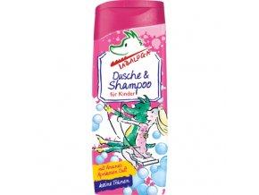 Tabaluga Sprchový gel a šampon pro děti červený 300ml
