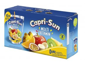 Capri Sonne Multivitamin 10 x 200 ml