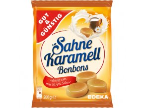 G&G Smetanovo karamelové bonbony 200g