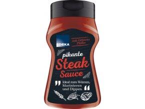 Edeka Pikantní steaková omáčka 300ml